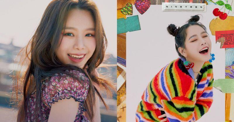 年仅19岁,今年第二次回归!曾参与JYP选秀节目惊艳评审