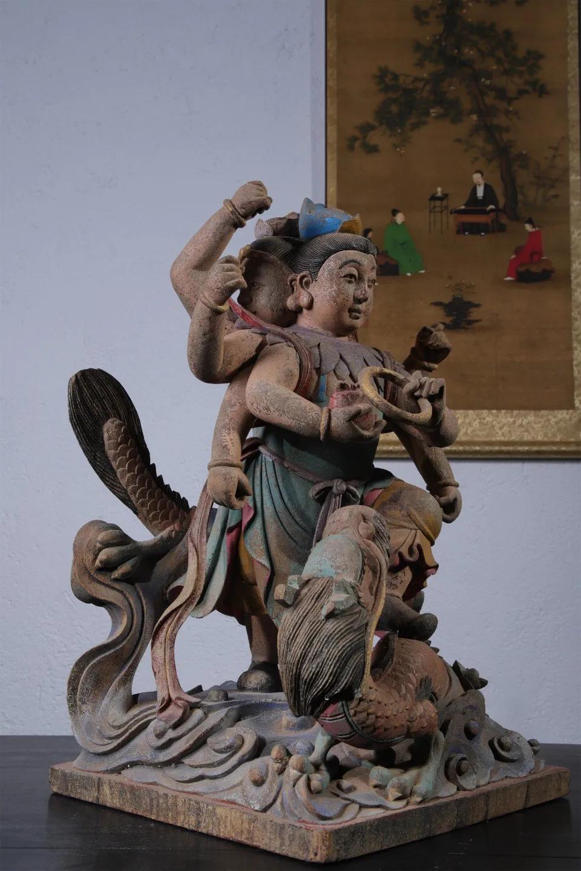 明清老佛像(五尊)