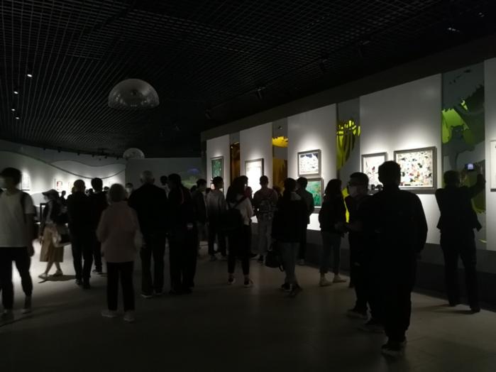 """百雅轩新征程,""""百贤雅集——百雅轩世园公园展厅""""在京开幕"""
