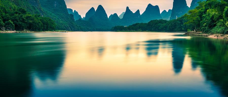 游走桂林体验,这几个网红景点,让你重启错过的时光