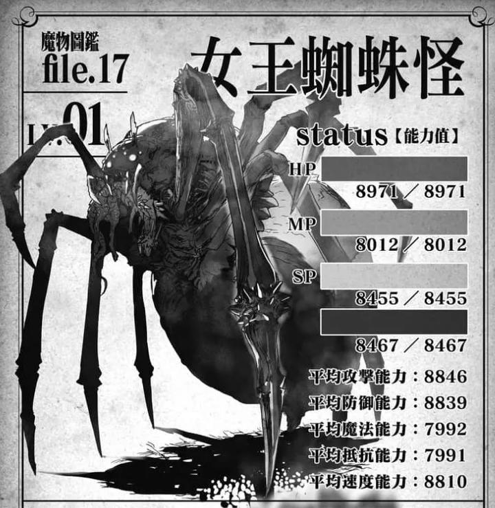 轉生成蜘蛛:蜘蛛怪的進化太過於詭異,使得蜘蛛子一直被魔物針對