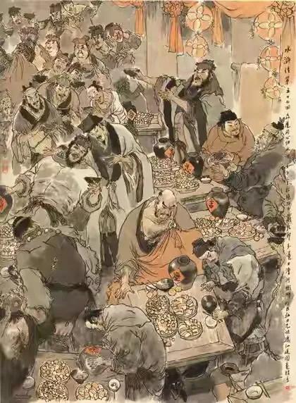 水浒传中的饮食文化(二)