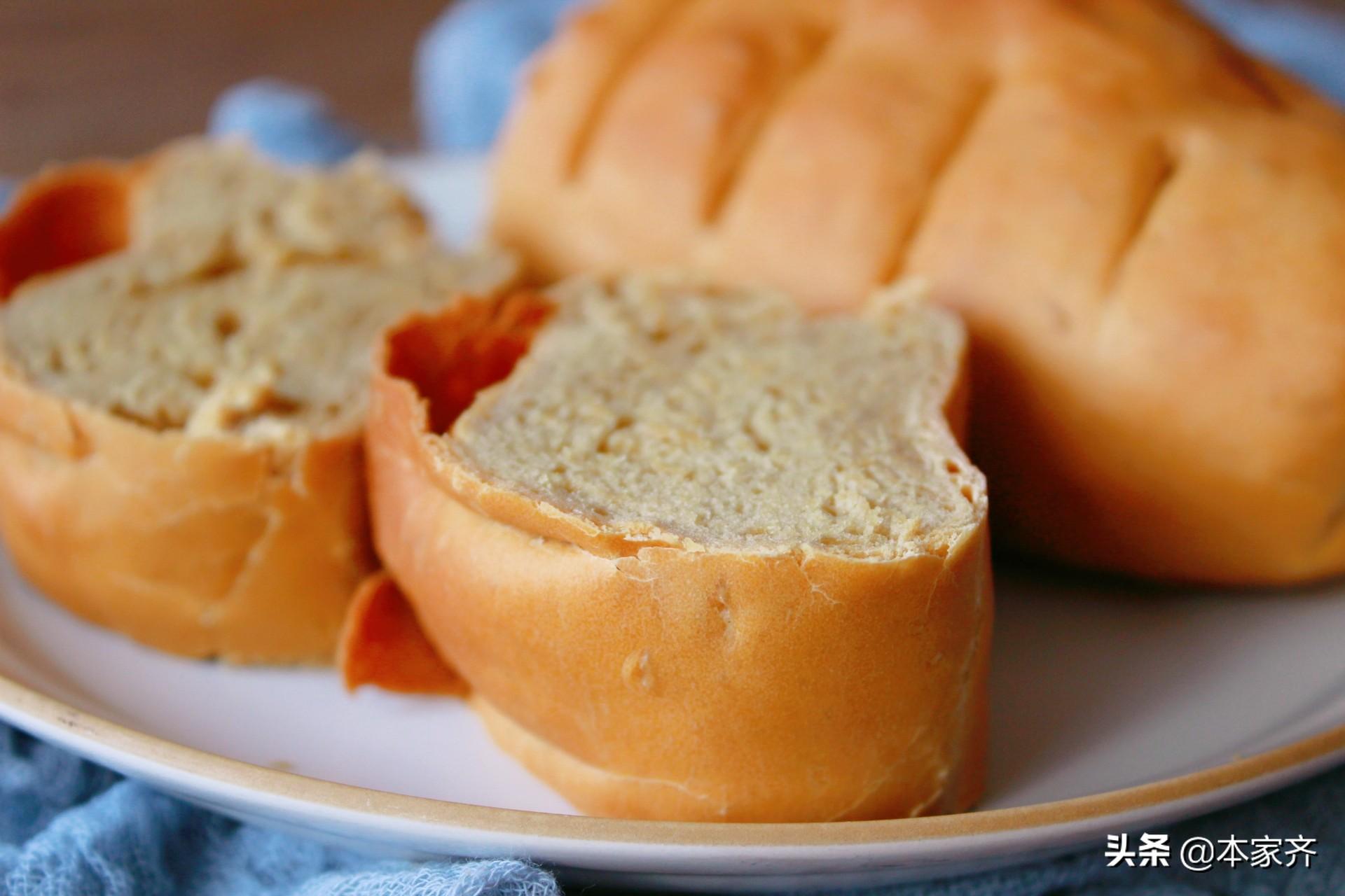 咖啡法棍,比烤麵包還簡單,越嚼越香,一步兩步教你做,包你學會