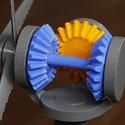 对转螺旋桨模型3D打印图纸 STL格式