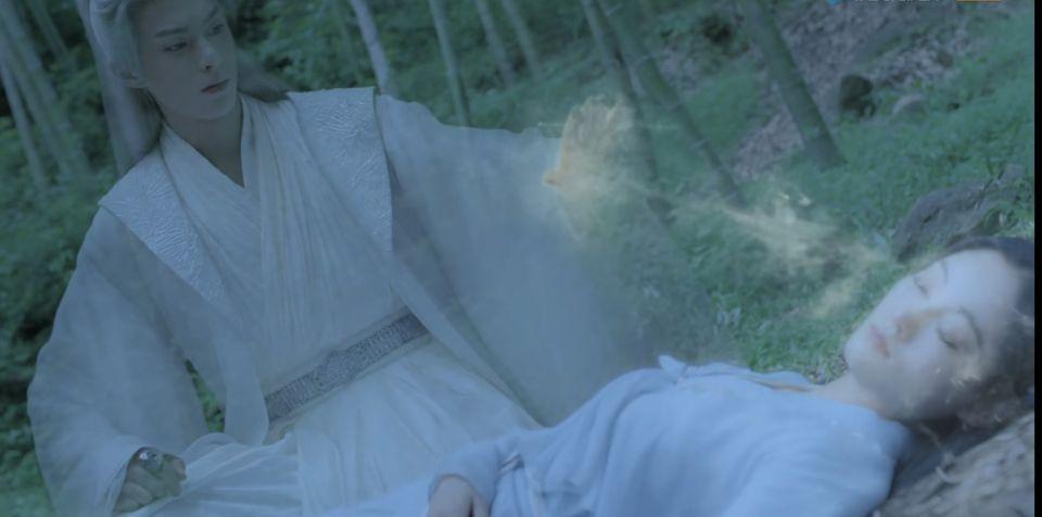 """《遇龙》为何一句""""我们就当从未相识过"""",却是龙王对流萤的深爱"""