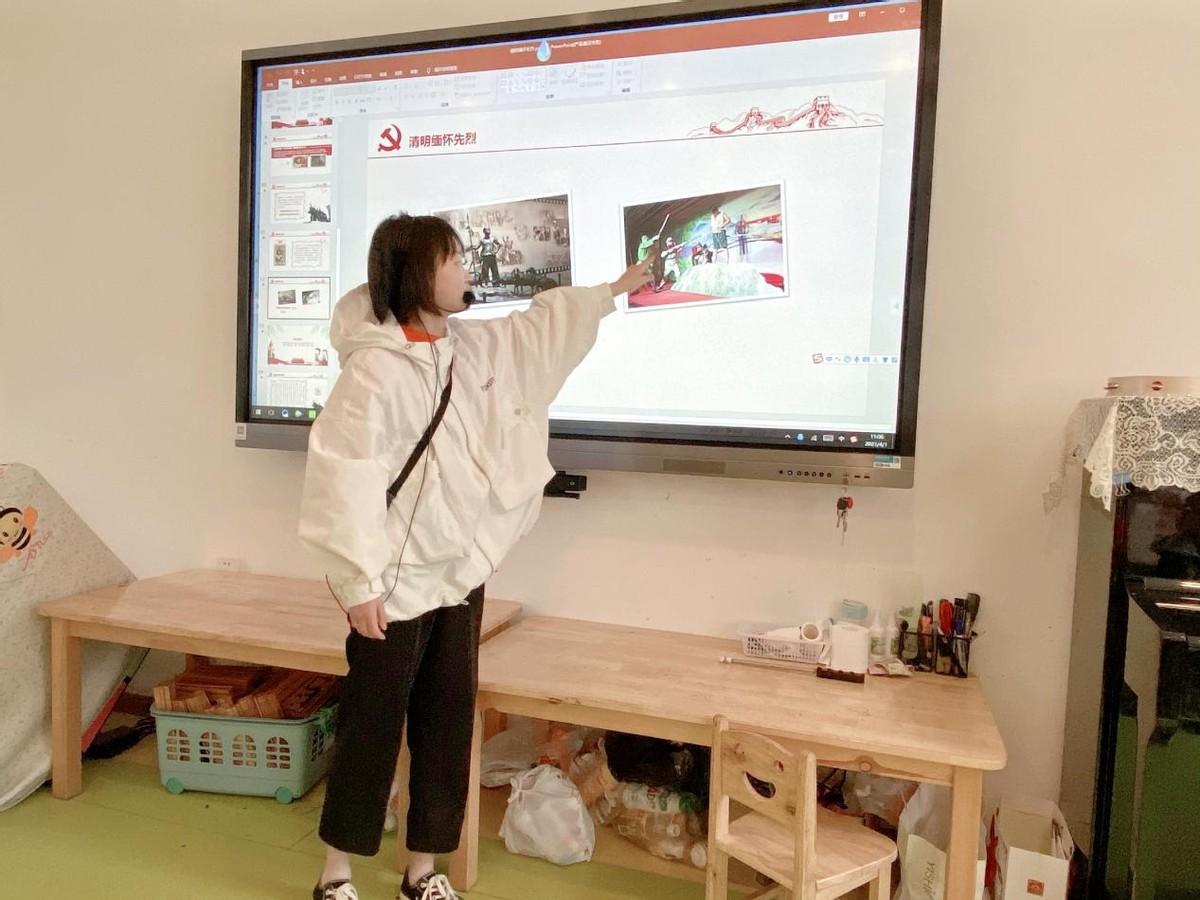 走进清明 感受传统节日文化——阆中市南池幼儿园开展清明节主题活动