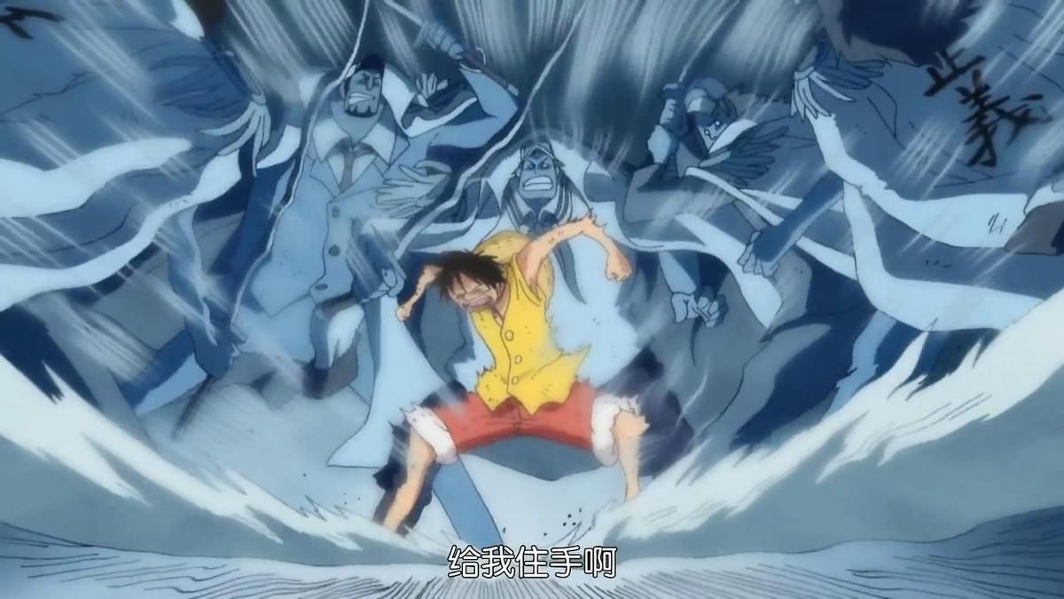 海賊王:霸王色霸氣已經出現4個階段,霸王色纏繞成為強者新標志