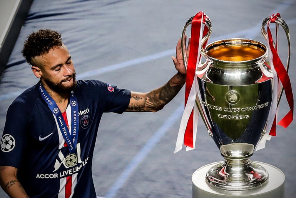 底蕴!拜仁用团队攻克球星,巴黎意志被摧垮,内马尔赛后飙泪!
