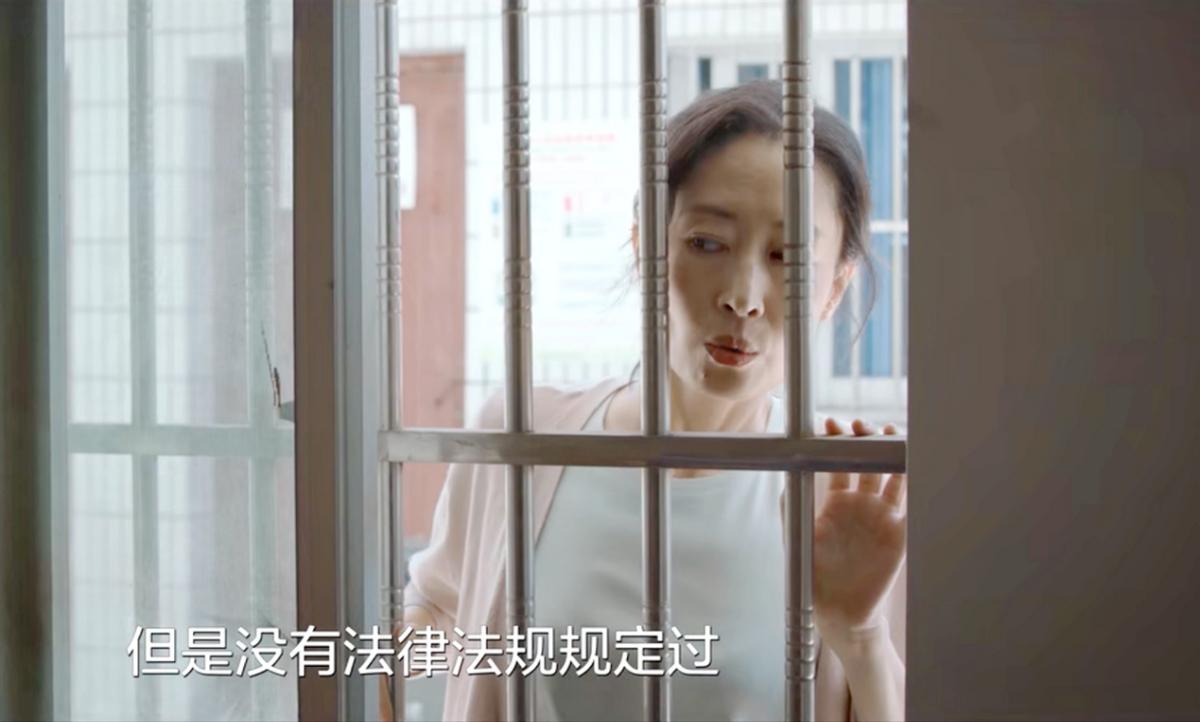 刘敏涛翻车告诉我们:所谓的演技炸裂,并不是挤眉弄眼一惊一乍