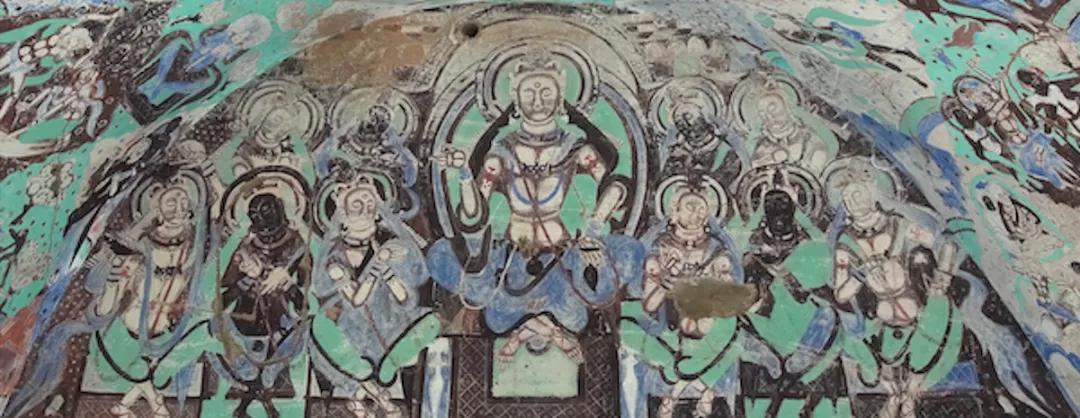 敦煌的石窟艺术