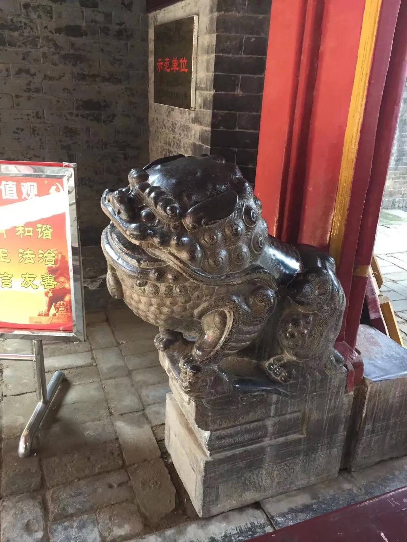 中国古建筑三原城隍庙