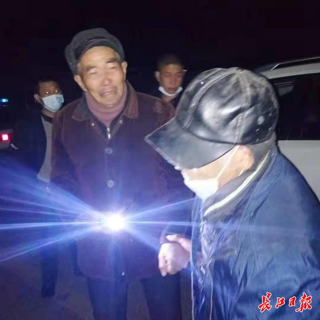 流落江夏30年,安徽七旬老人终于回家了