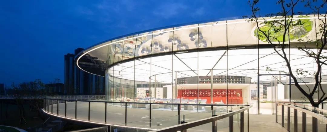 Superthin系列—南昌·旭辉中心示范区结构设计
