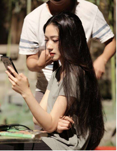 这些女星的侧脸是天生的标准尺!万茜JJ贾晓晨赵薇张柏芝上榜