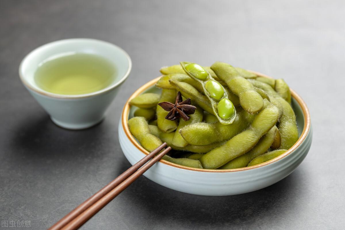 爱出汗的要多吃这豆子,钾含量很高,随便一煮,越吃越有味 美食做法 第6张