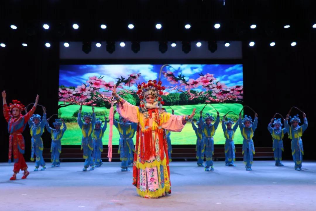 永康市龙川学校第二届校园婺剧艺术节