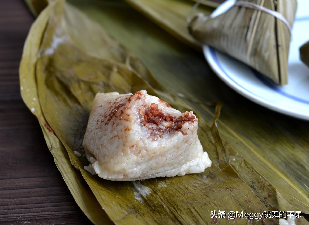 端午节吃粽子,教你3种甜粽子 美食做法 第7张
