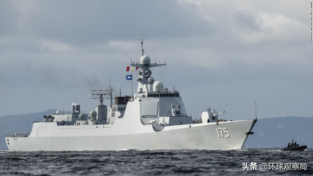 为何美军眼里的中国海军如此强?美国人:中国海军可不接收垃圾