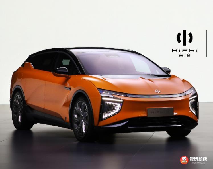 智能电车高合HiPhi X创始版上市:搭载自定义数字灯光系统