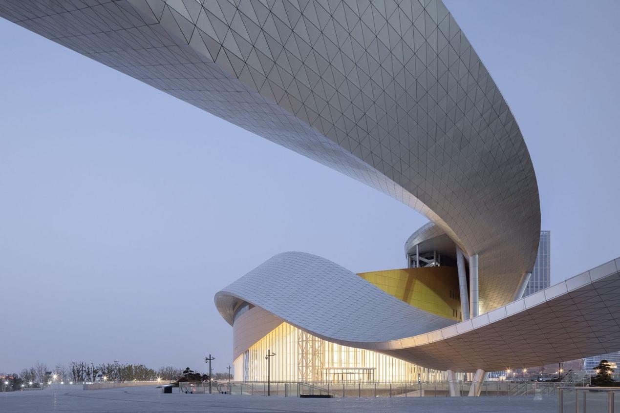 建筑就是艺术