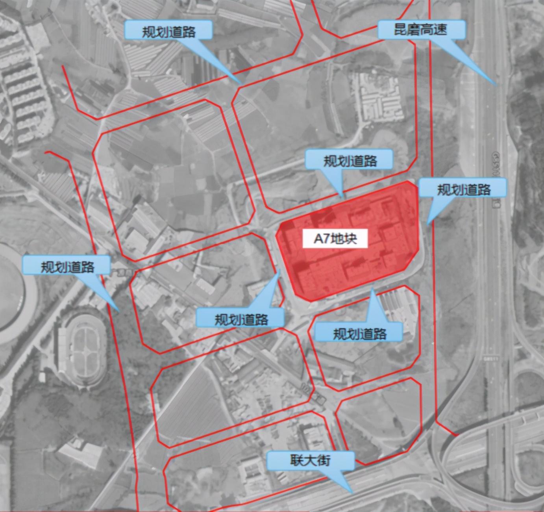 楼间距最大近79米,呈贡乌龙片区千余套安置房计划明年6月交付