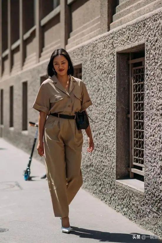 """行走的夏季""""显贵""""单品,上身就是时髦精本精"""