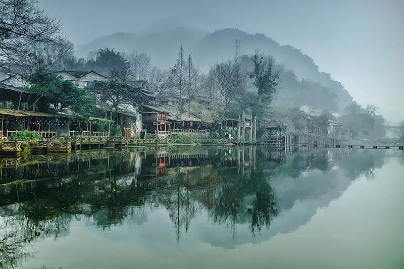 美丽山水城,休闲旅游地——2021,洪雅等你