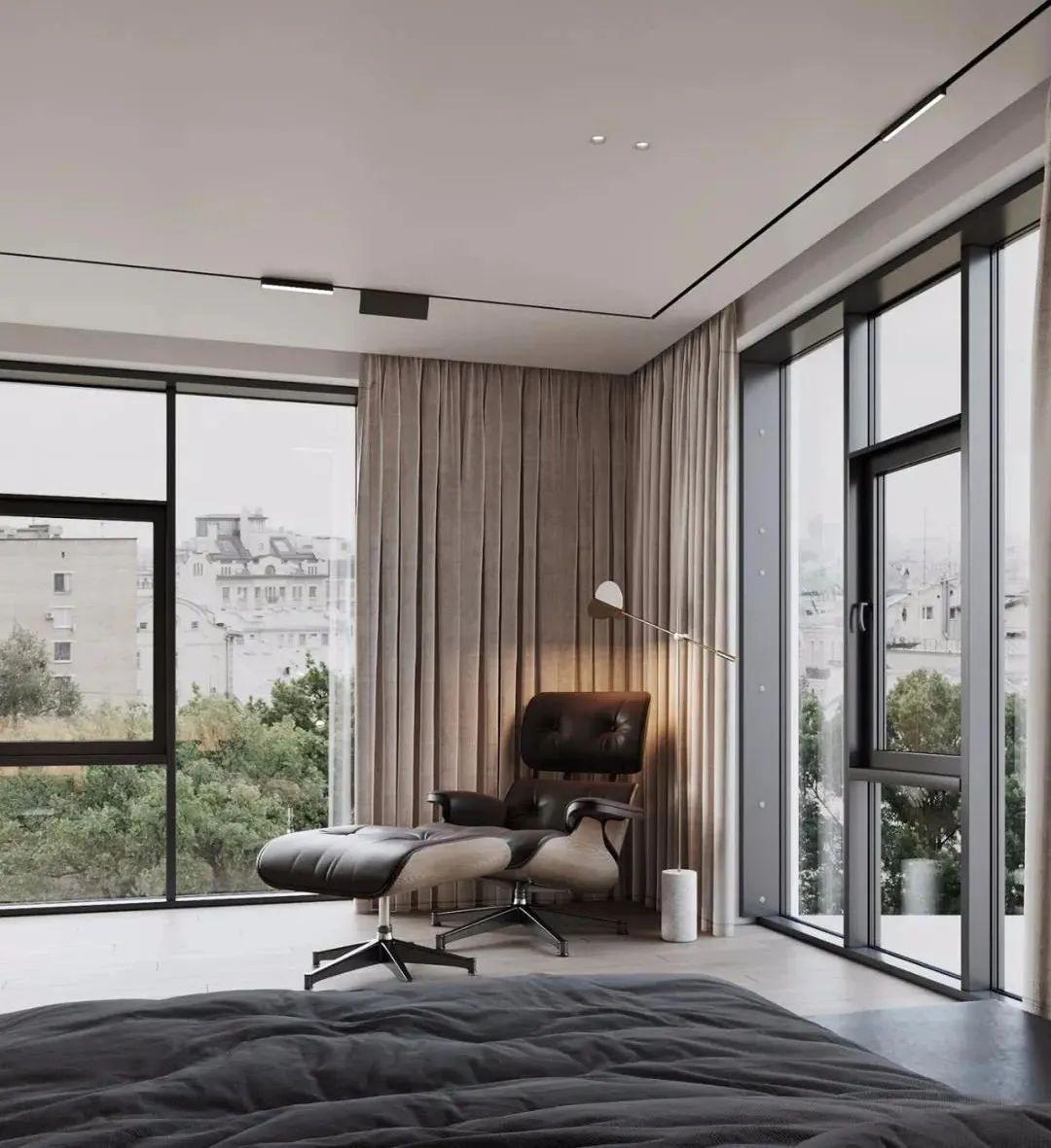 格利佳門窗簡固   用窗戶取景、與自然對話