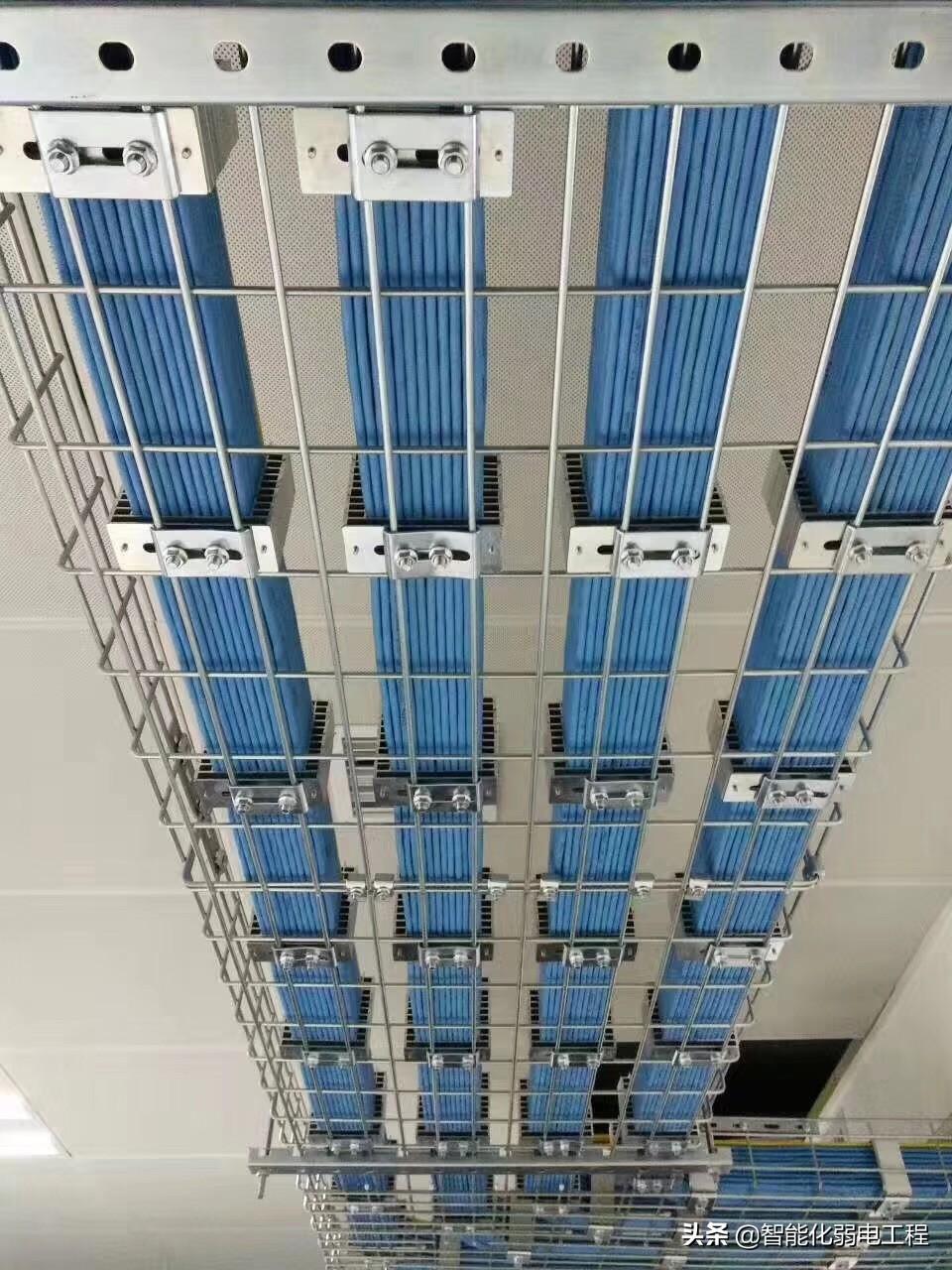 一套完整的智能化弱电工程桥架系统设计方案