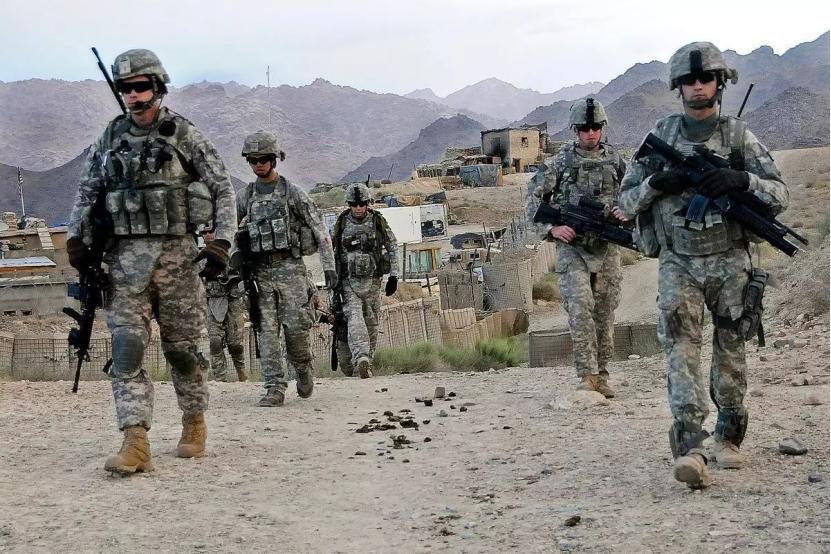 """""""完全是耻辱和灾难!""""美国撤军引发当地不满,阿富汗前总统道破真相"""