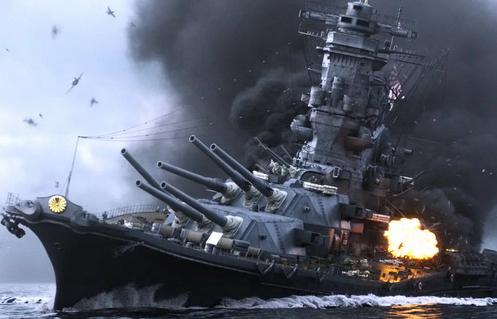 《阿基米德大战》日本认为战争没有对错,错的是打一场输掉的战争