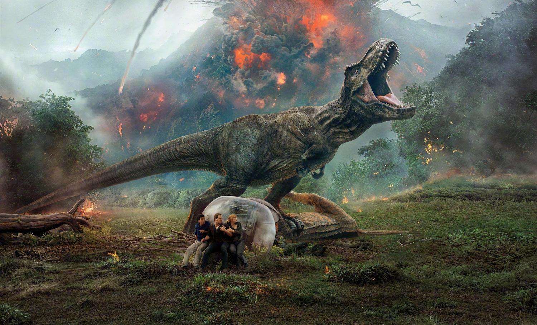 4万次测试,800万美元额外花销,《侏罗纪世界3》终于拍完了