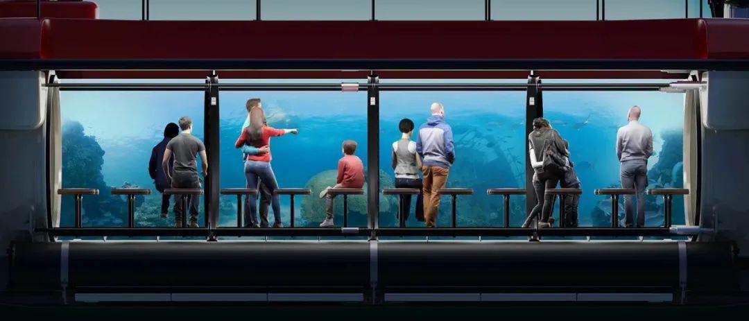Triton海神24座观光潜水艇,交付越南豪华酒店用于营运