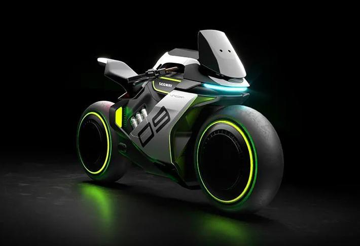 最高时速150km/h,续航可达400公里,首款氢能源二轮电动车来了