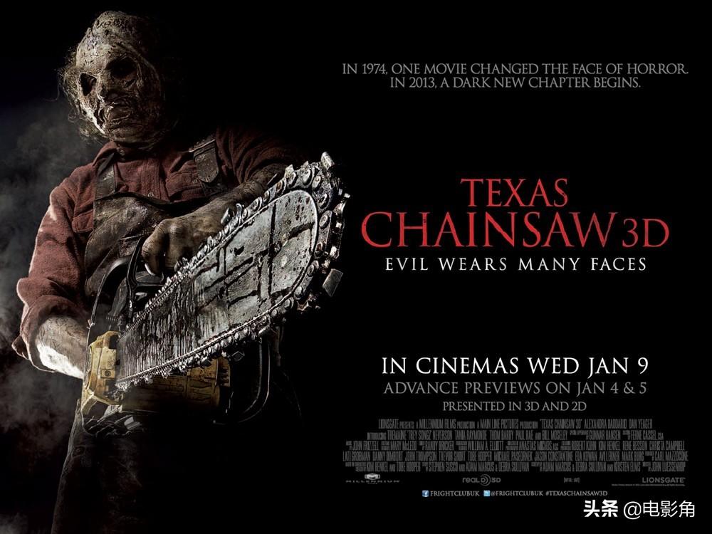 人皮脸归来!新版《德州电锯杀人狂》将于2021年上映
