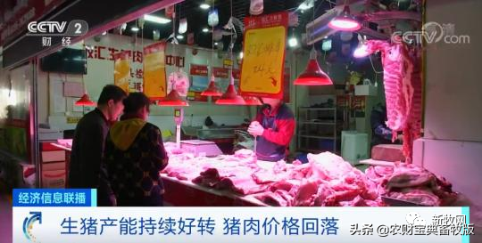 今年已投放中央储备猪肉29万吨!新希望刘永好:下半年猪价或达正常水准