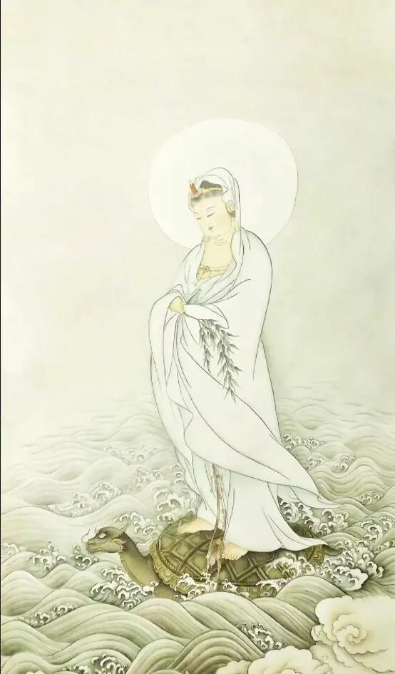 """首届海峡两岸""""佛门书画艺术展""""作品在线欣赏:仁悟法师作品"""