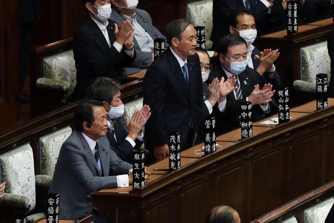 日本首相菅义伟继承安倍政策,第一次谈论中俄,出乎媒体的意料