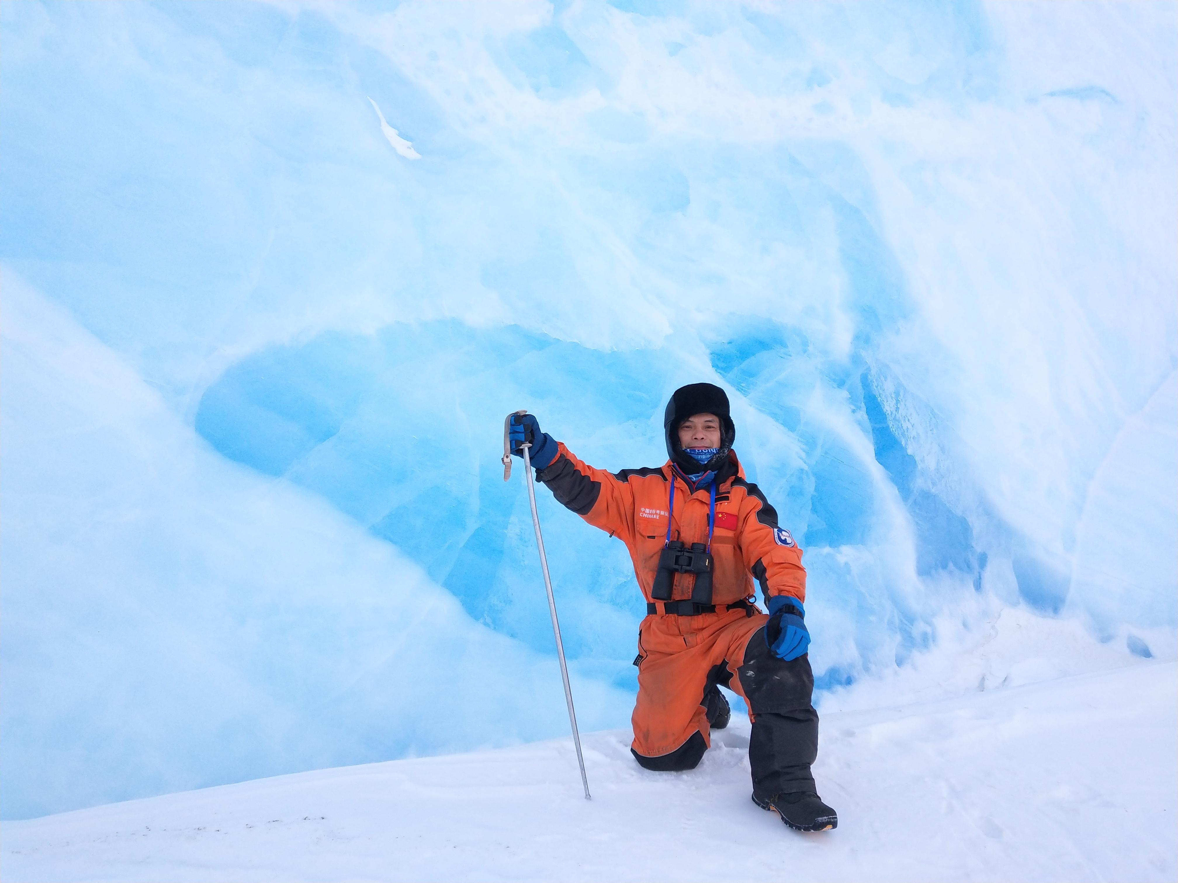51岁贵州大叔,南极焚烧垃圾42000公斤,只为研究地球!