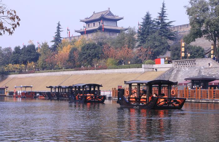 西安城墙景区等22家单位获省级文明旅游景区称号