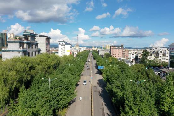 建设美丽罗平城 提升市民幸福感