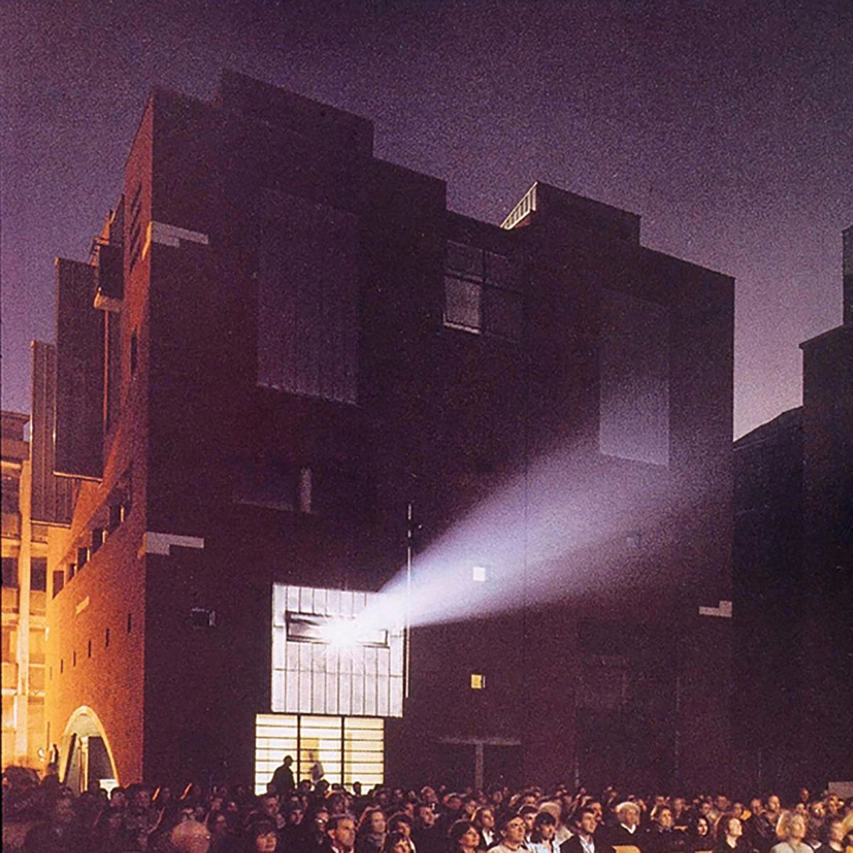 """30年前的""""會堂廣場"""",現在怎么樣了?"""