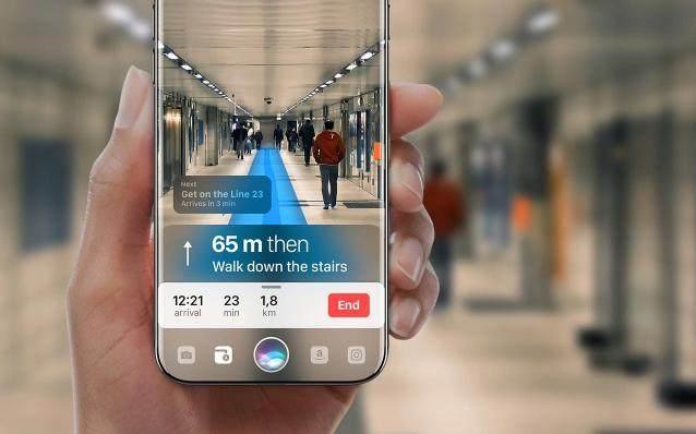 谷歌使用AR模拟实体店的购物场景,未来虚拟现实行业现状分析报告