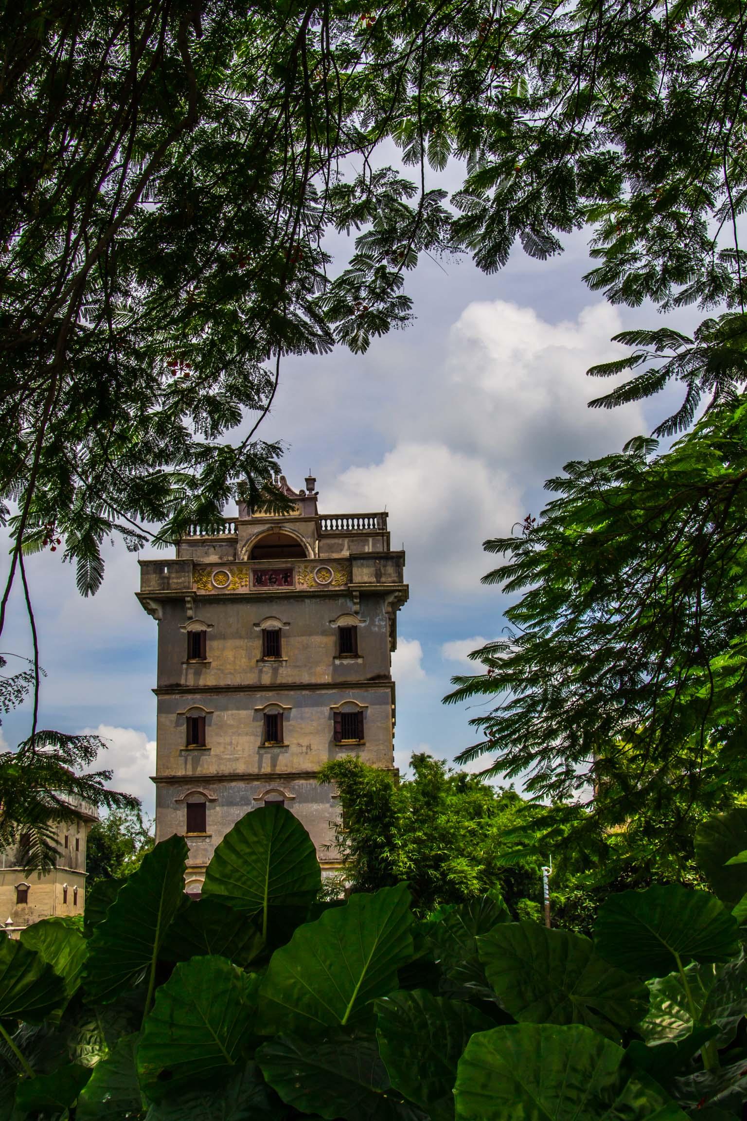 是谁把中世纪的城堡搬到了岭南乡野?开平碉楼的前世今生