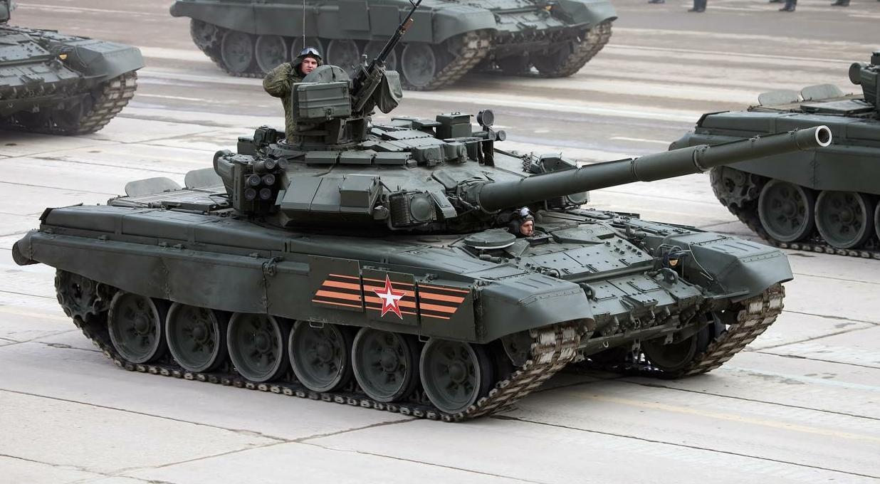 全球瞩目的九大俄制武器