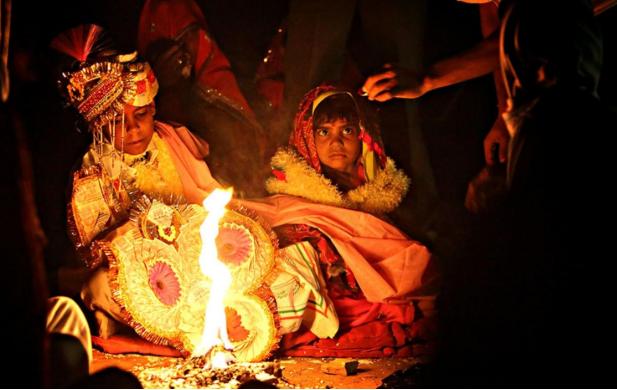 疫情致印度童婚事件显著增加 大量学龄女孩被迫结婚无法重返学校