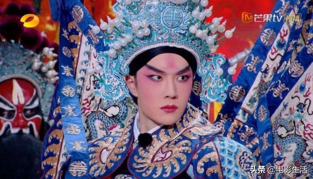王一博扮演武生,汪涵扮演虞姬,这期《天天向上》太有戏