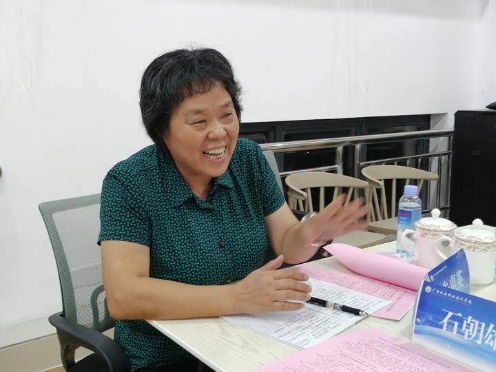 卓君回母校参加贯彻《深化新时代教育评价改革总体方案》研讨会