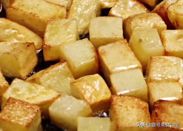 美味的香辣孜然土豆块,烹饪简单,解馋营养,老少皆宜的美食