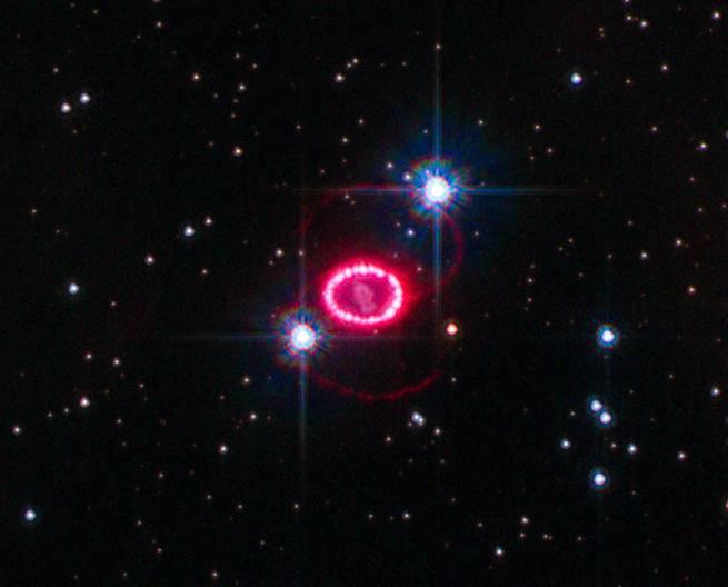 揭秘!成为超新星之前,恒星会经历什么?